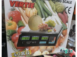 Cantar electric 40 kg