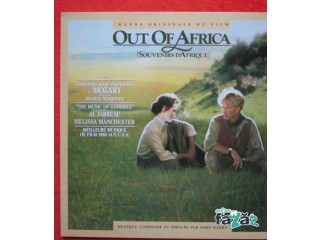 Vinil john barry - out of africa -soundtrack (impecabil)